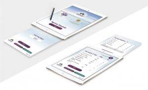 Tagrisso App portfolio