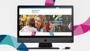 ajovy web campaign