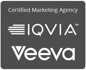 IQVIA - VEEVA certified agency